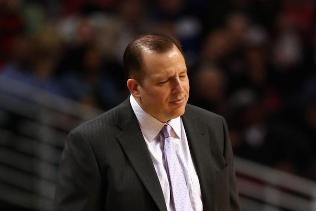 Self-Inflicted Problems Standing in the Chicago Bulls' Way