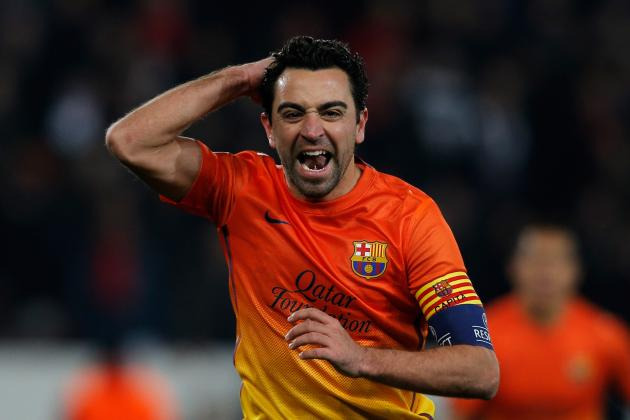 Why Xavi Has Been Barcelona's 2nd-Best Player Behind Lionel Messi This Season