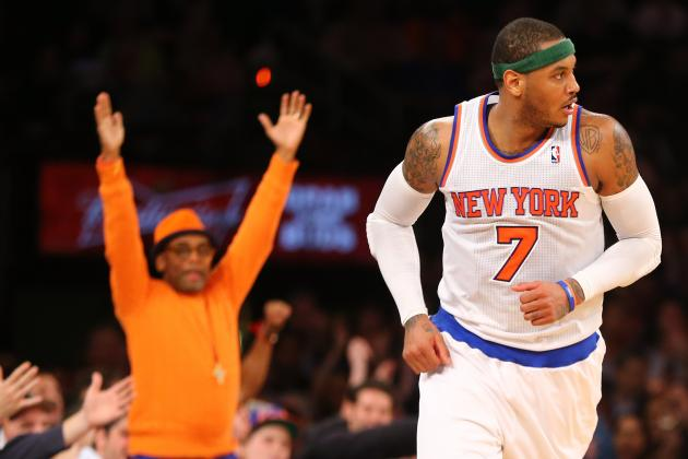 Blueprint for NY Knicks to Avoid 2013 NBA Playoff Disappointment