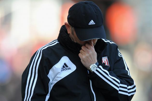 Premier League Relegation Race: Why Stoke City Are Going Down
