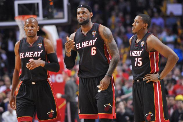 Projecting Miami Heat's Playoff Rotation