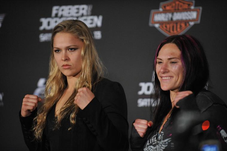 Ronda Rousey vs Cat Zingano Head-to-Toe Breakdown