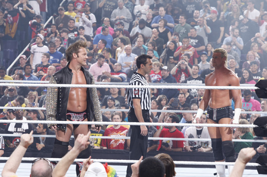 WWE: Chris Jericho's Top 3 Most Helpful Losses in WWE Since Returning