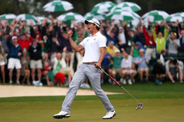 Masters 2013 Results: Winners and Losers After Final Day at Augusta