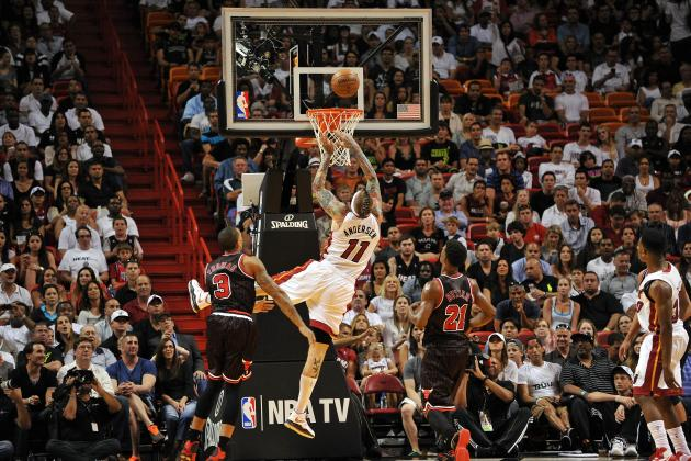 Chicago Bulls vs. Miami Heat: Postgame Grades and Analysis