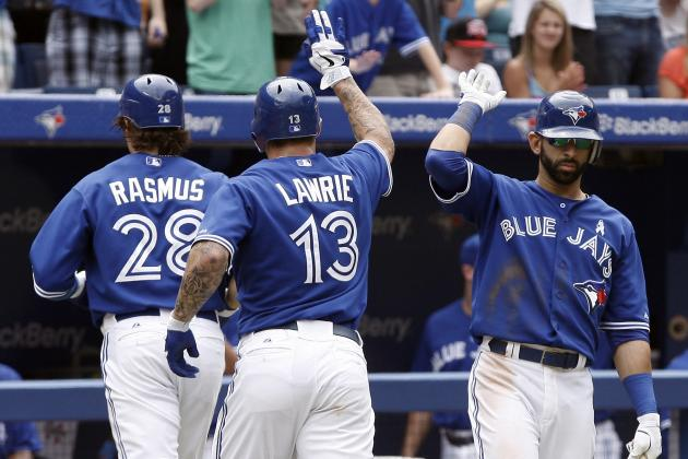 Blue Jays: Gibbons, Bautista, Lawrie and Stars Make Toronto Storylines in 2013