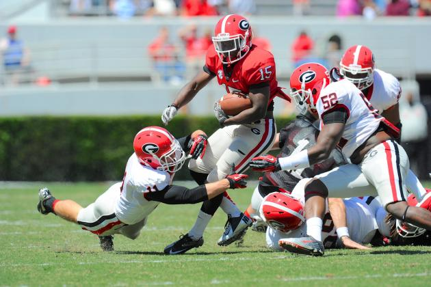 Georgia Football: 5 Things Standing in the Bulldogs' Way of a National Title