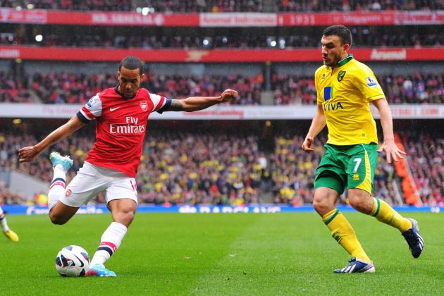 Norwich City: 4 Things We Learned from Arsenal Defeat