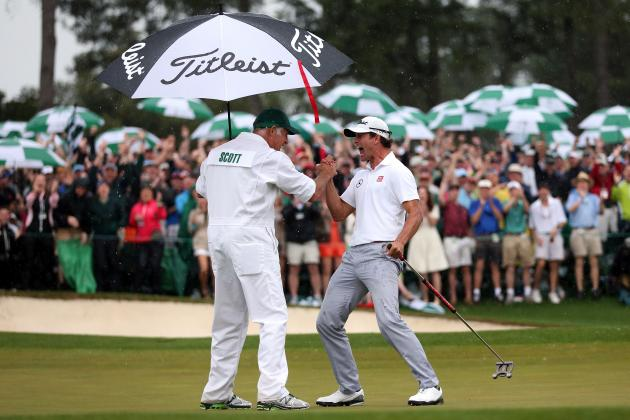 Masters Leaderboard 2013: Grading Performance of Top Stars at Augusta