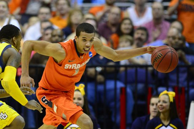 Syracuse Basketball: Breaking Down Michael Carter-Williams' NBA Potential
