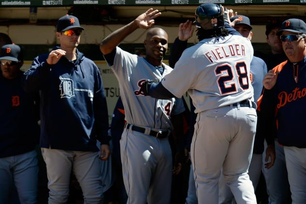 Mid-April Grades for Every Detroit Tigers Position Player