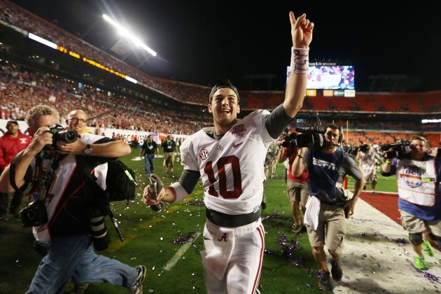 Alabama Football: 6 Reasons Why AJ McCarron Should Be the Heisman Favorite