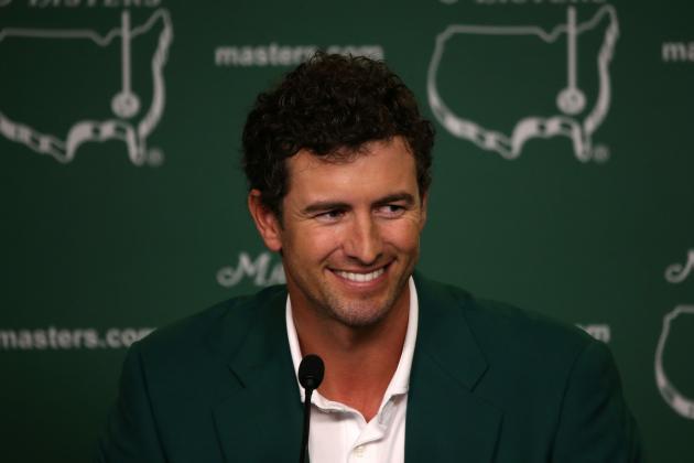 PGA Tour Power Ranking: Top 25 Golfers Post-Masters Edition