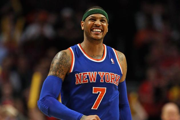 Projecting the New York Knicks' Playoff Rotation