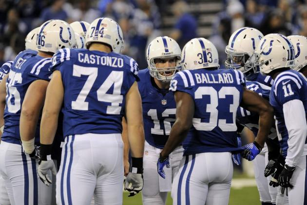 Colts 2013 Mock Draft: Full 7 Round Predictions, 1 Week Ahead of the Draft