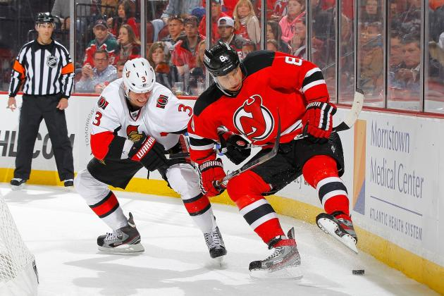 Predicting Which New Jersey Devils Will Leave This Offseason
