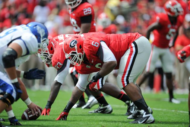 John Jenkins: Video Highlights for Former Georgia DT