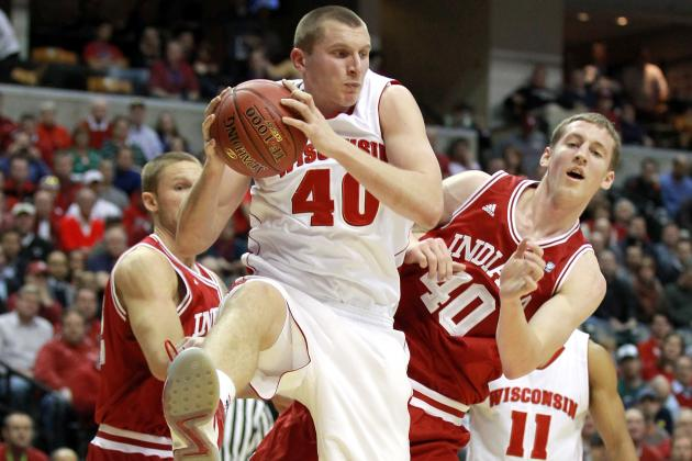 Power Rankings Big Ten Starting Centers' 2012-13 Seasons
