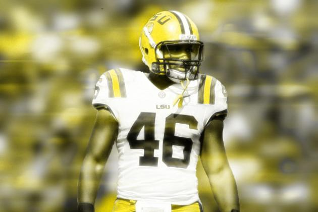Kevin Minter: Video Highlights for Former LSU ILB