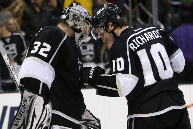 Los Angeles Kings' Blueprint to Repeating Last Year's Postseason Magic