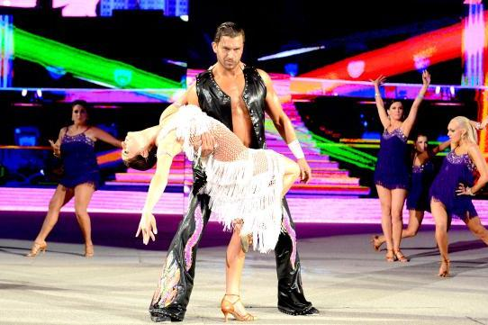 WWE Fandango Craze: The World Does the Fandango