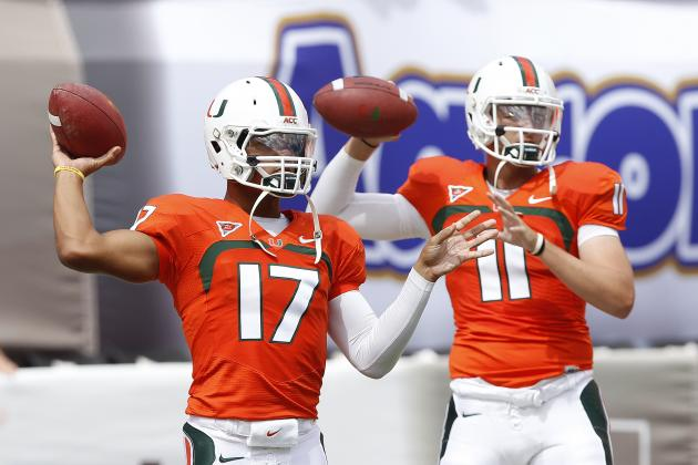Miami Football: Post Spring-Game Two-Deep Depth Chart