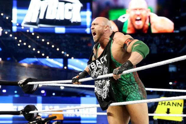 Ryback's 7 Most Impressive Moments in WWE