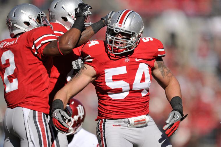 John Simon: Video Highlights for Former Ohio State Defensive End