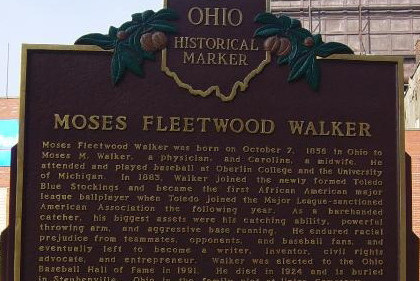Moses Fleetwood Walker: 7 Things You Need to Know About Majors' 1st Black Player