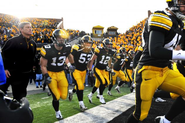Iowa Football: Week 4 Spring Practice Stock Report