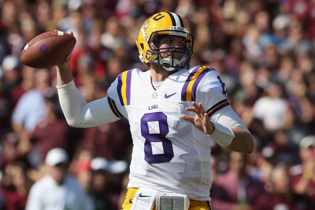 LSU Football: 5 Things Standing in the Tigers' Way of a National Championship