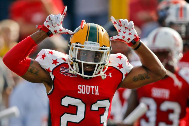Robert Alford: Video Highlights for Former Southeastern Louisiana CB