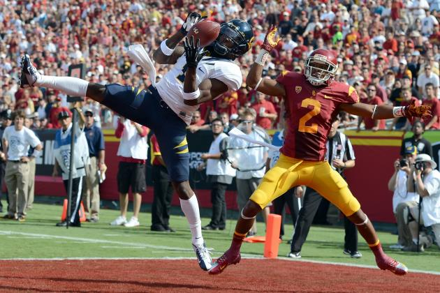 Steve Williams: Video Highlights for Former California CB