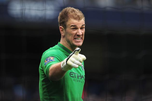 Joe Hart: Assessing His Performance for Manchester City This Season