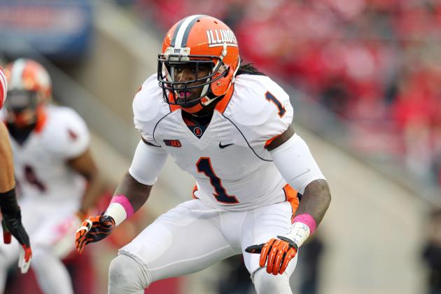 Terry Hawthorne: Video Highlights for Former Illinois CB