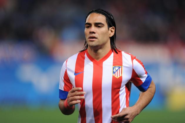 Where Will Radamel Falcao Be Playing Next Season?