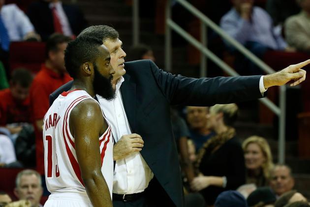 Projecting Houston Rockets' Playoff Rotation