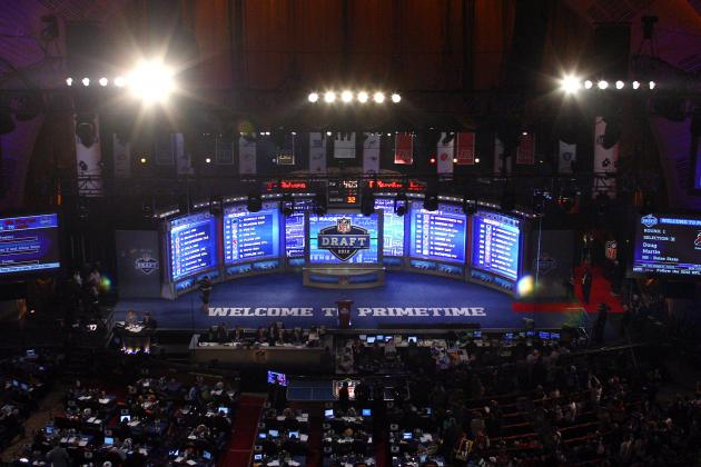 Houston Texans 2013 Mock Draft: Full 7-Round Predictions, 1 Week Ahead of Draft