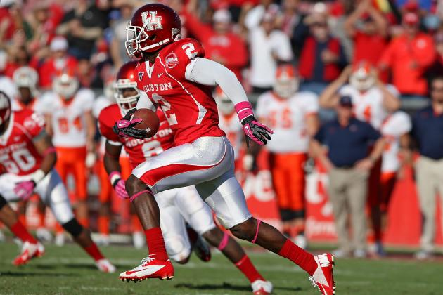 D.J. Hayden: Video Highlights for Former Houston CB