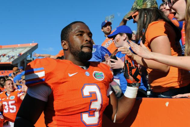 Jelani Jenkins: Video Highlights for Former Florida OLB