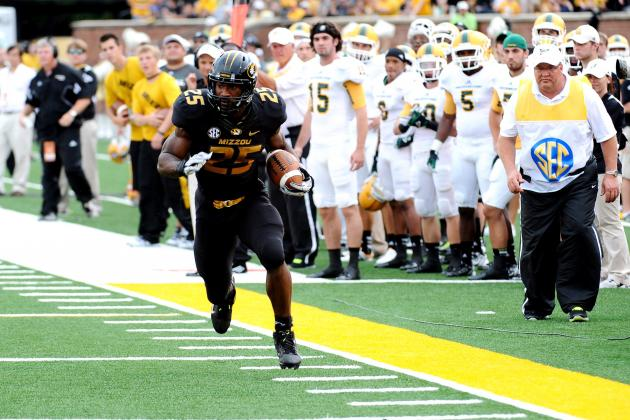 Zaviar Gooden: Video Highlights for Former Missouri OLB