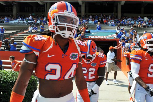 Josh Evans: 5 Things You Need to Know About the Florida FS