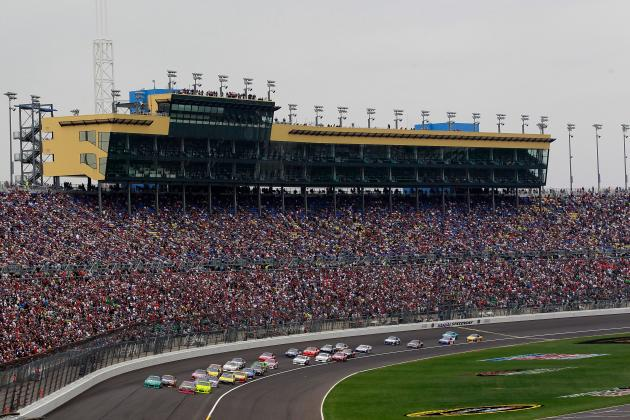 Fantasy NASCAR Picks for STP 400 at Kansas Speedway