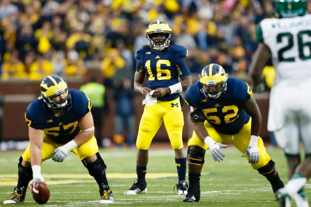Denard Robinson: 5 Things You Need to Know About the Michigan QB/WR/KR