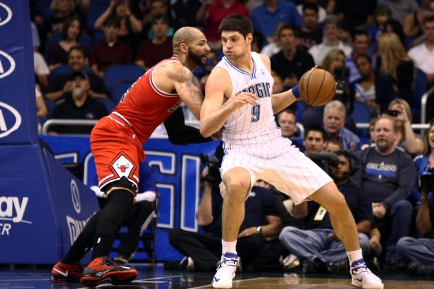 Chicago Bulls vs. Orlando Magic: Postgame Grades and Analysis for Chicago