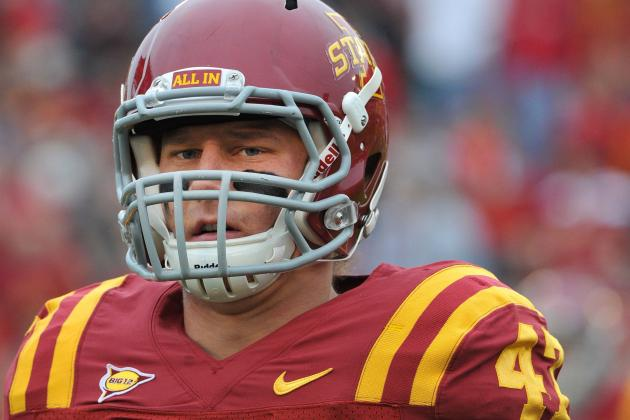 A.J. Klein: 5 Things You Need to Know About the Iowa State ILB