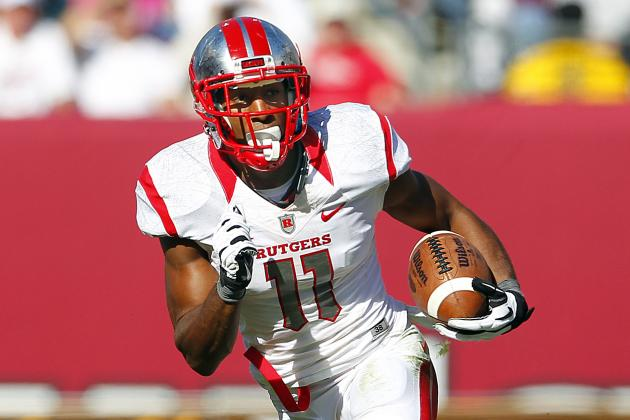 Logan Ryan: 5 Things You Need to Know About the Rutgers CB