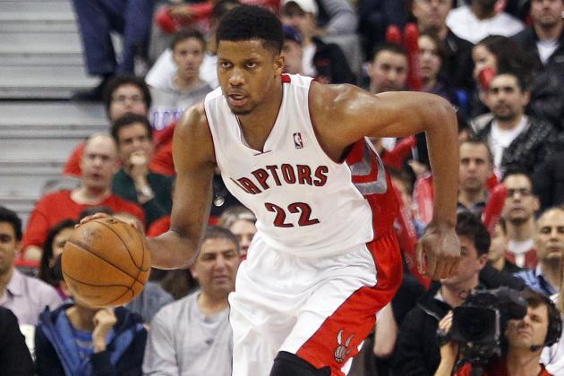 Silver Linings from Toronto Raptors' Disappointing Season