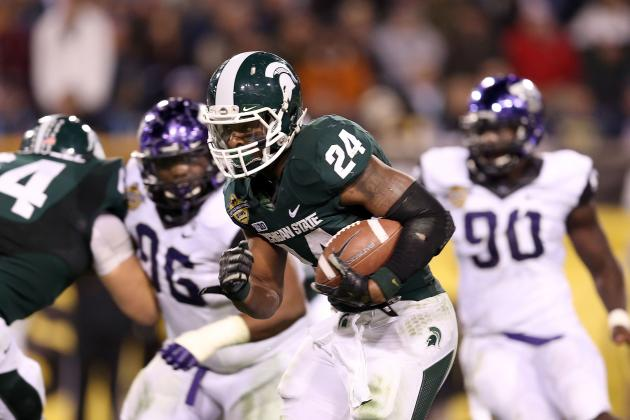Le'Veon Bell: 5 Things You Need to Know About the Michigan State RB