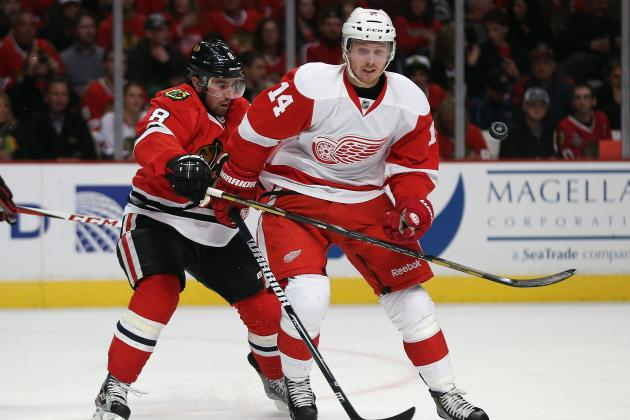 Detroit Red Wings: Breaking Down Possible First-Round Playoff Scenarios